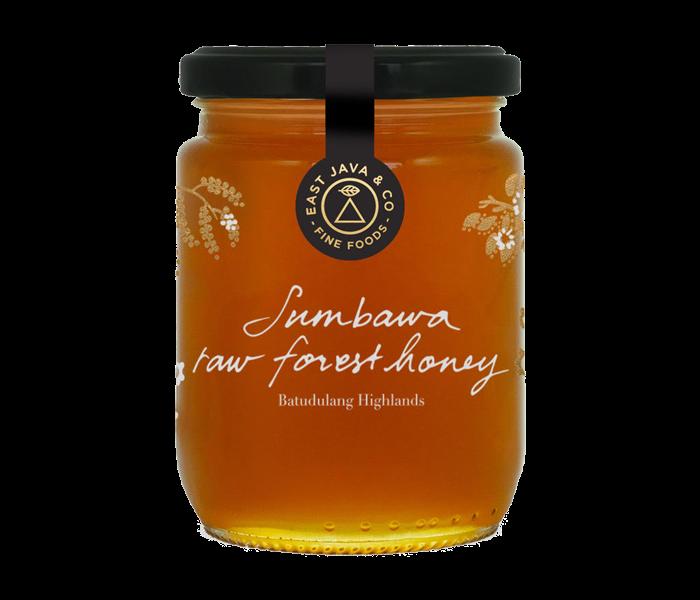 East Java Sumbawa Raw Forest Honey