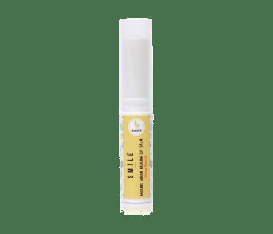 Eucalie Smile Organic Argan Healing Lip Balm 113 gr