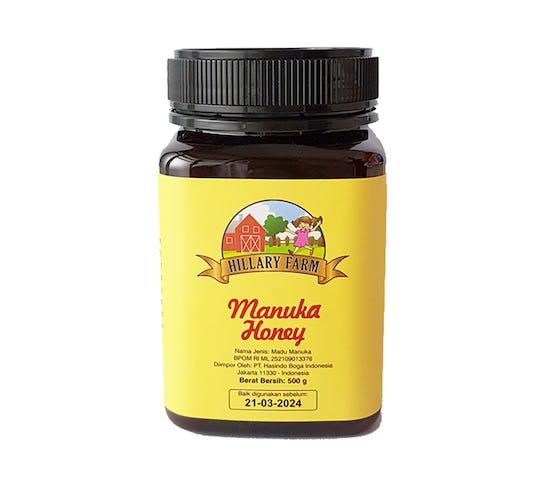 Hillary Farm Madu Manuka Honey