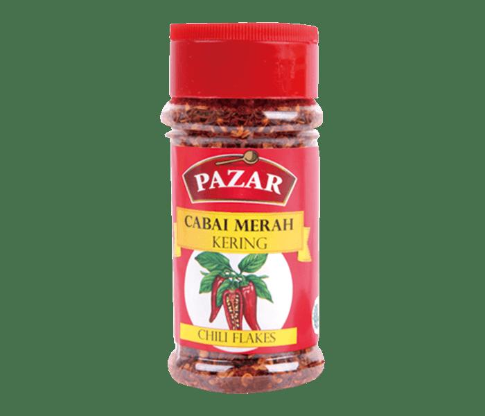Pazar Seasonings Cabai Merah Kering