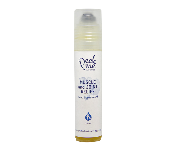 Peek.Me Muscle and Joint Relief roller