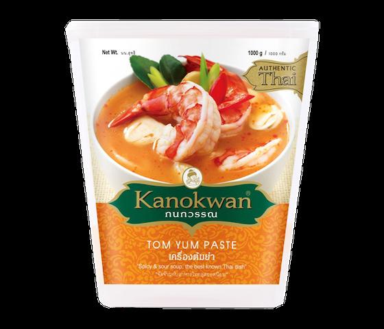 Kanokwan Tom Yum Paste 1000 gr