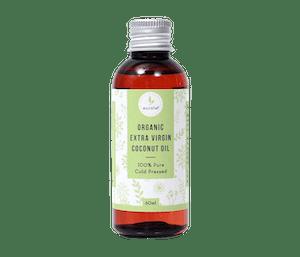 Eucalie Organic Extra Virgin Coconut Oil 60 ml