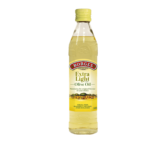 Borges Extra Light Olive Oil 500 ml