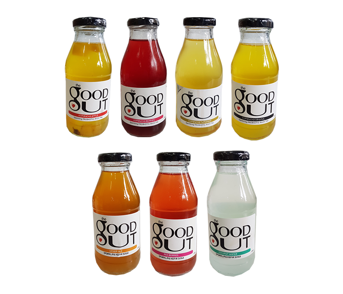 Good Gut 7 Days Cleansing & Balancing Drink Package