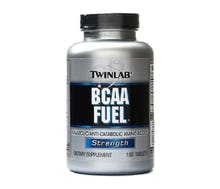 Twinlab BCAA Fuel 180 Tablets