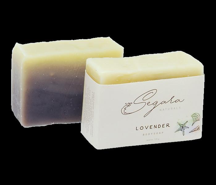 Segara Naturals Lovender Body Soap 120 gr