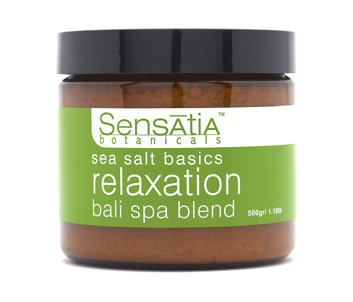 Sensatia Relaxation Sea Salt Basic 500 gr