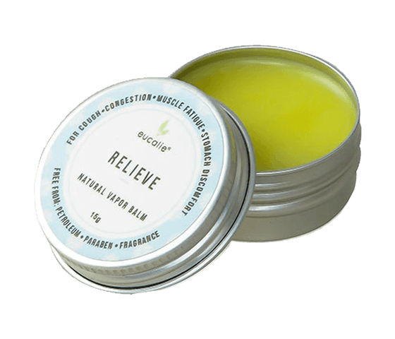 Eucalie Relieve Natural Vapor Balm 15 gr
