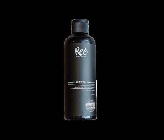 Ree DermaWellness Herbal Growth Shampoo 250 ml