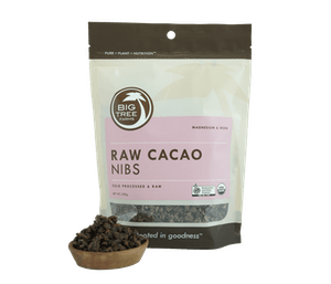 Big Tree Farms Cacao Nibs Cokelat Alami