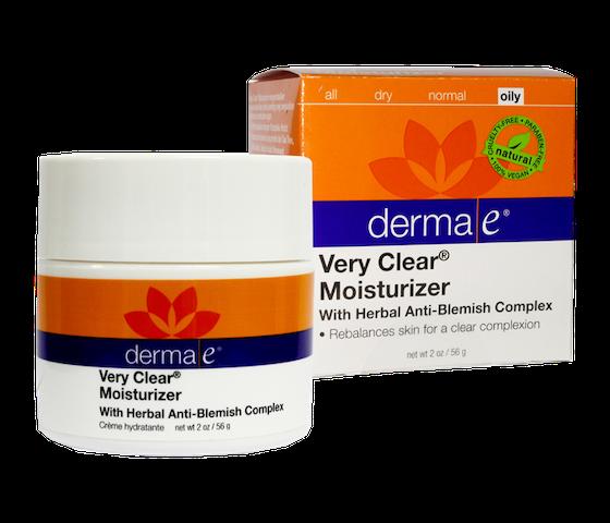 Derma-E Very Clear Moisturizer 56 gr