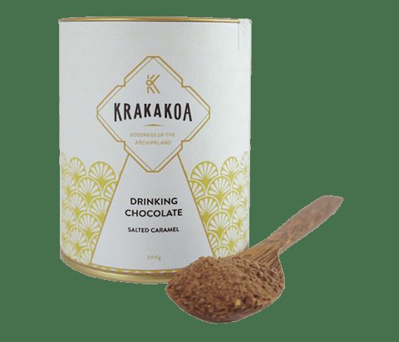 Krakakoa Minuman Cokelat Salted Caramel
