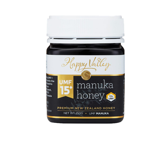 Happy Valley Manuka Honey UMF 15 250gram