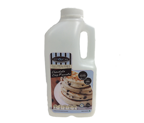 Yes You Can Chocolate Chip Pancake Mix 175 gr