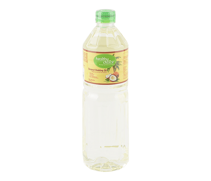 Jual Healthy Choice Minyak Goreng Kelapa Organik hanya di Lemonilo.com