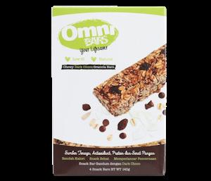 Omni Bars Cokelat Kelapa