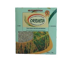 Oridieta Beras Cokelat 1 Kg