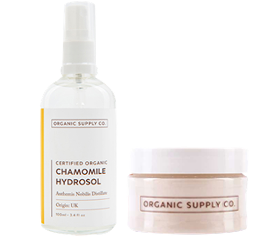 Organic Supply Detox Face Mask