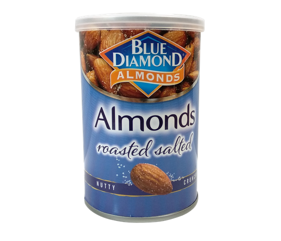 Blue Diamond Salted California Roasted Almond 130 gr