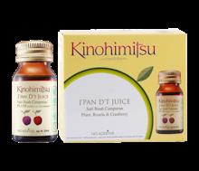 Kinohimitsu J'Pan DT Juice (Pack of 3)