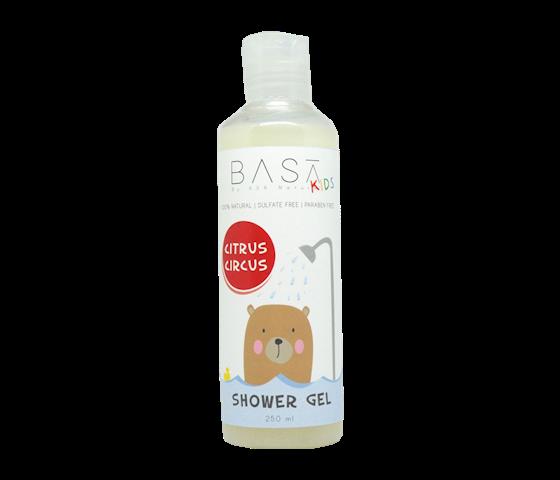 Basa Shower Gel Citrus Circus 250 ml