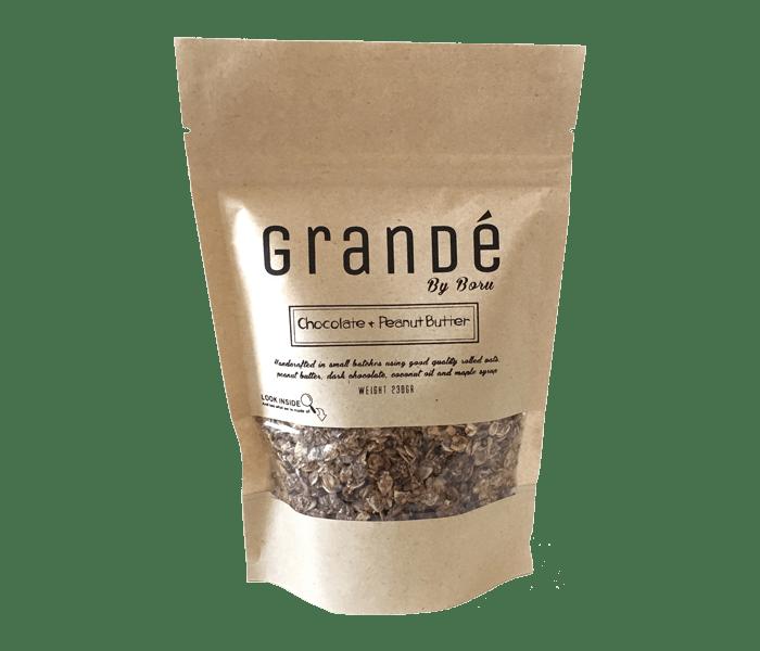 Grande Granola Chocolate Peanut Butter