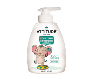 Attitude Baby Little Ones Bubble Bath Pear Nectar 300 ml
