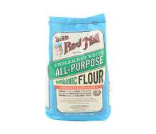 Bob's Red Mill Organic Unbleached White All Purpose Flour 1,36 kg