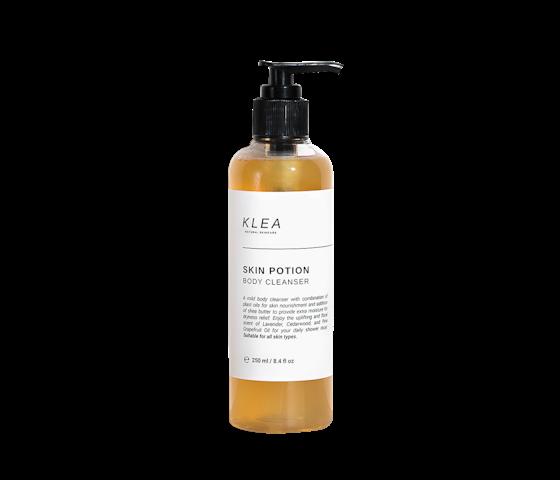 Klea Skincare Skin Potion Body Cleanser Full Size 250 ml