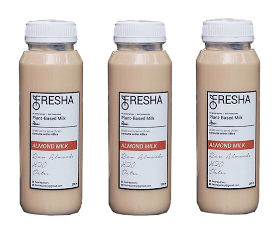 Fresha Original Almond Milk (Susu Almond) Pack of 3