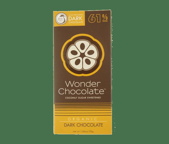 Big Tree Farms Wonder Chocolate 61% Cokelat Organik