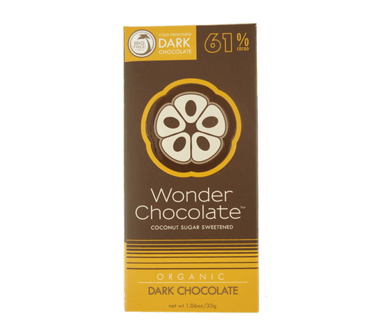 Big Tree Farms Wonder Chocolate 61% Cokelat Organik