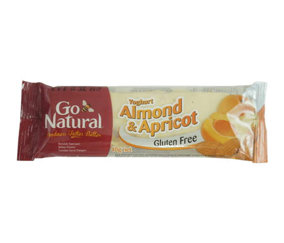 Go Natural Bar Yogurt Almond Aprikot
