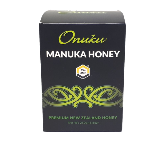 Onuku Manuka Honey UMF 15+ 250 gr
