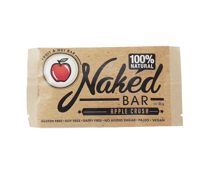 Jual Naked Bar Apple Crush hanya di Lemonilo.com