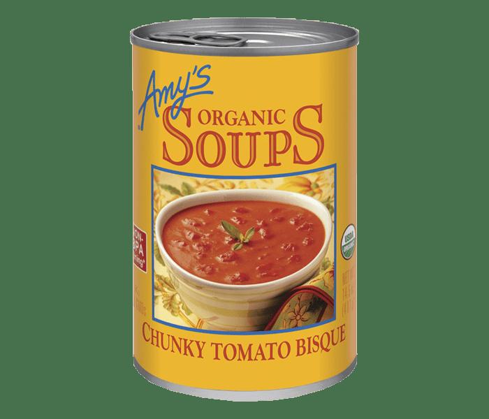 Amy's Kitchen Sup Krim Organik Tomat Bisque