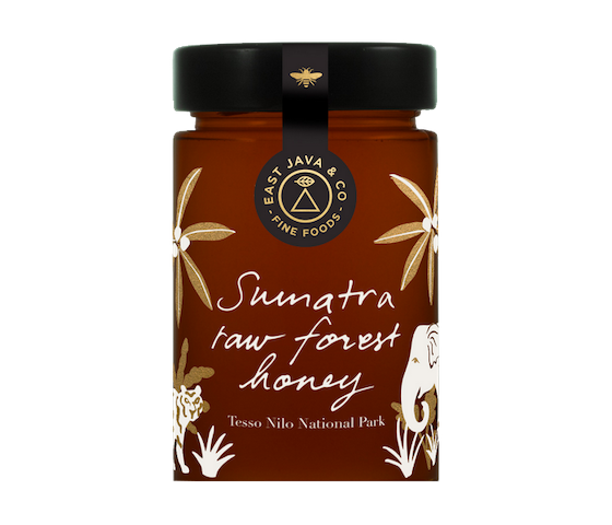 East Java Sumatera Raw Forest Honey
