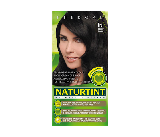 Naturtint Permanent Hair Color 1N (Ebony Black)