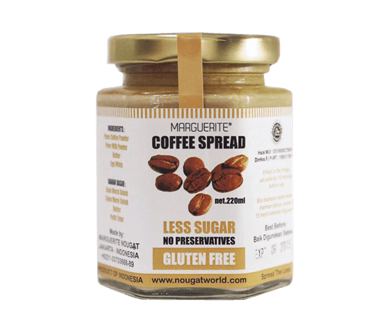 Marguerite Coffee Spread 220 ml