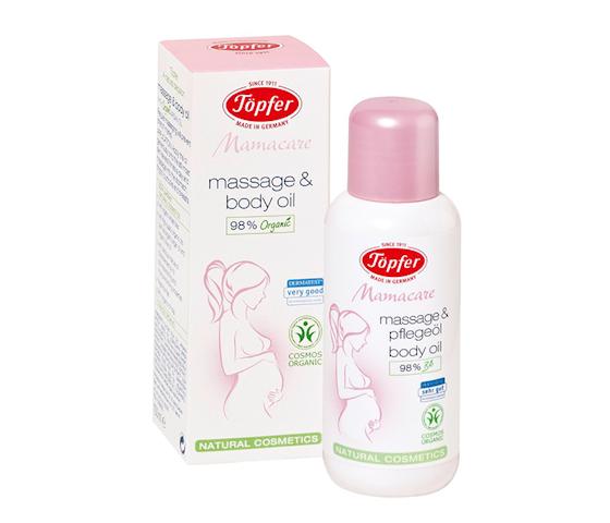 Topfer Mamacare Massage & Body Oil 100 ml