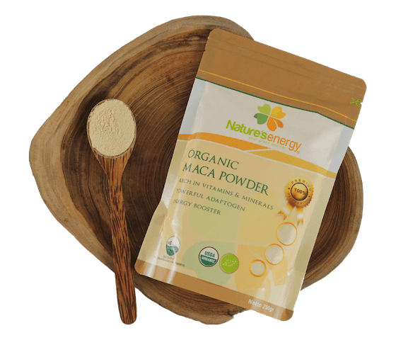 Nature's Energy Raw Maca Powder 250gr