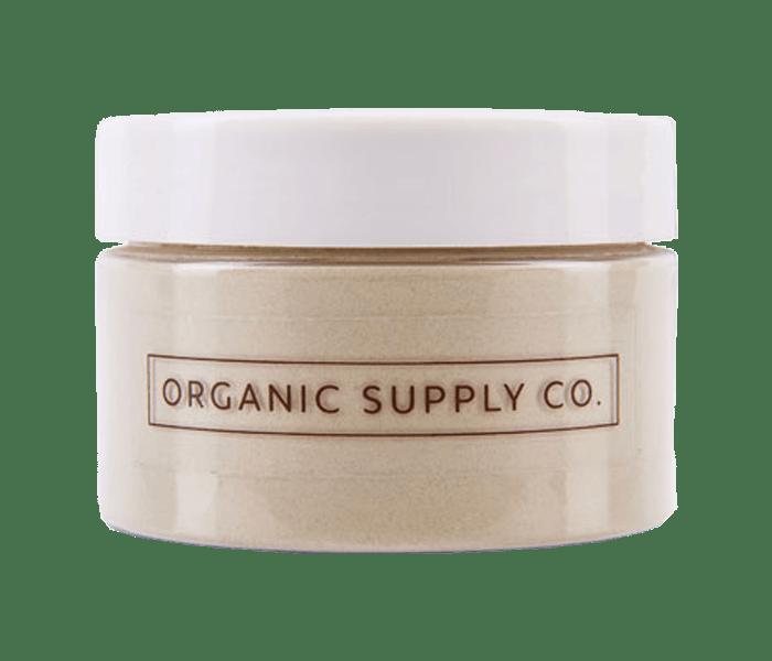 Organic Supply French Green Clay 120 gr
