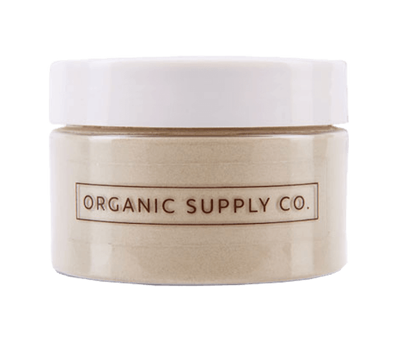 Organic Supply French Green Clay 120 gr