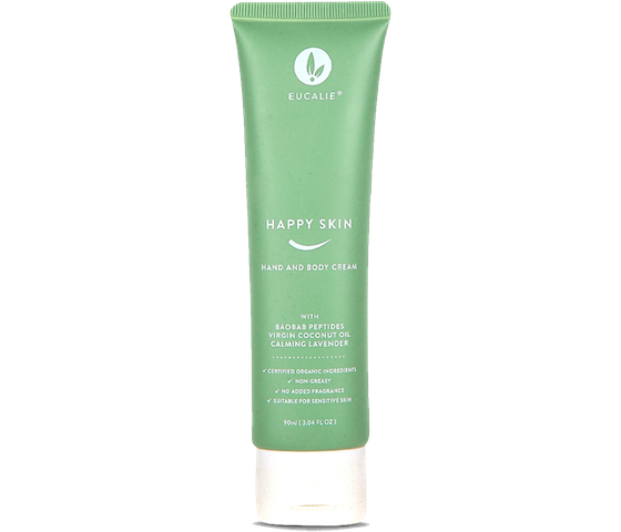 Eucalie Happy Skin Hand and Body Cream 90 ml