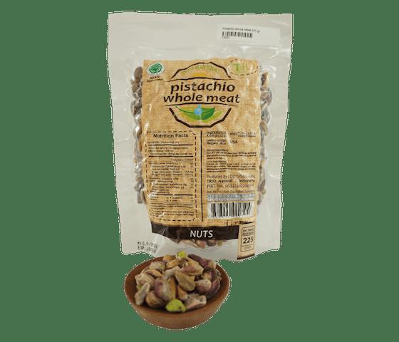 Trio Kacang Pistachio Utuh 225 gr